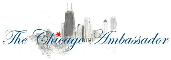 The Chicago Ambassador logo.