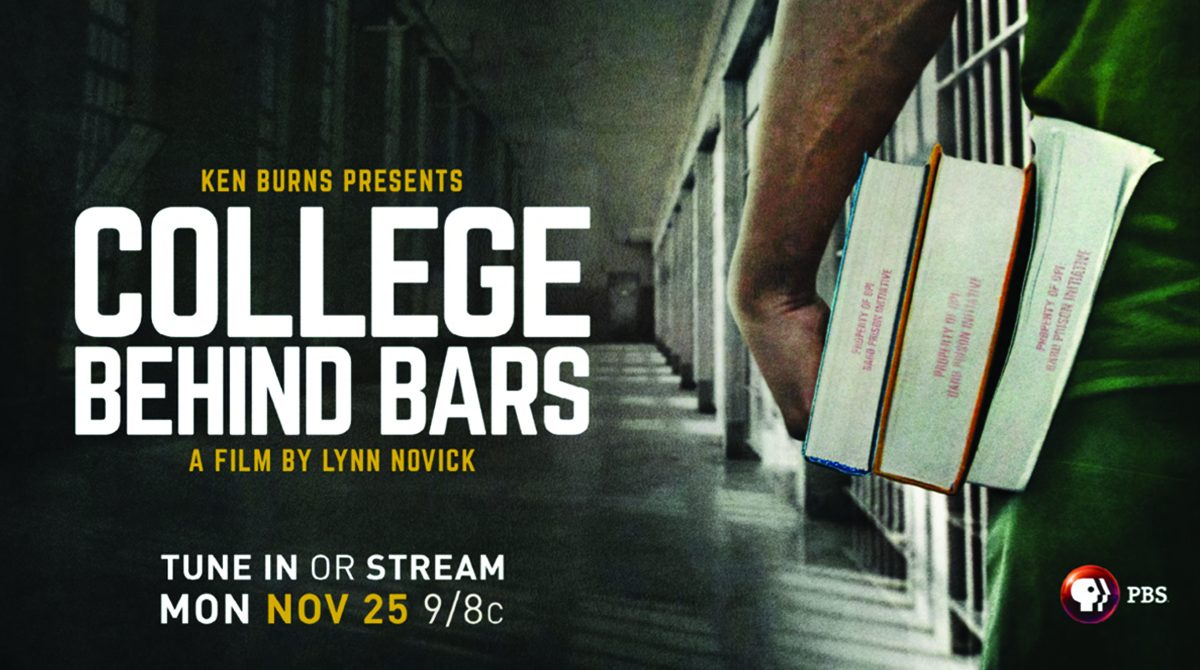 College Behind Bars Key Art