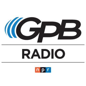 GPB Radio NPR logo