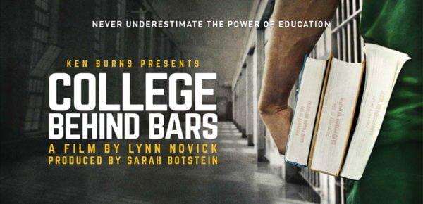 College Behind Bars Title Keyart