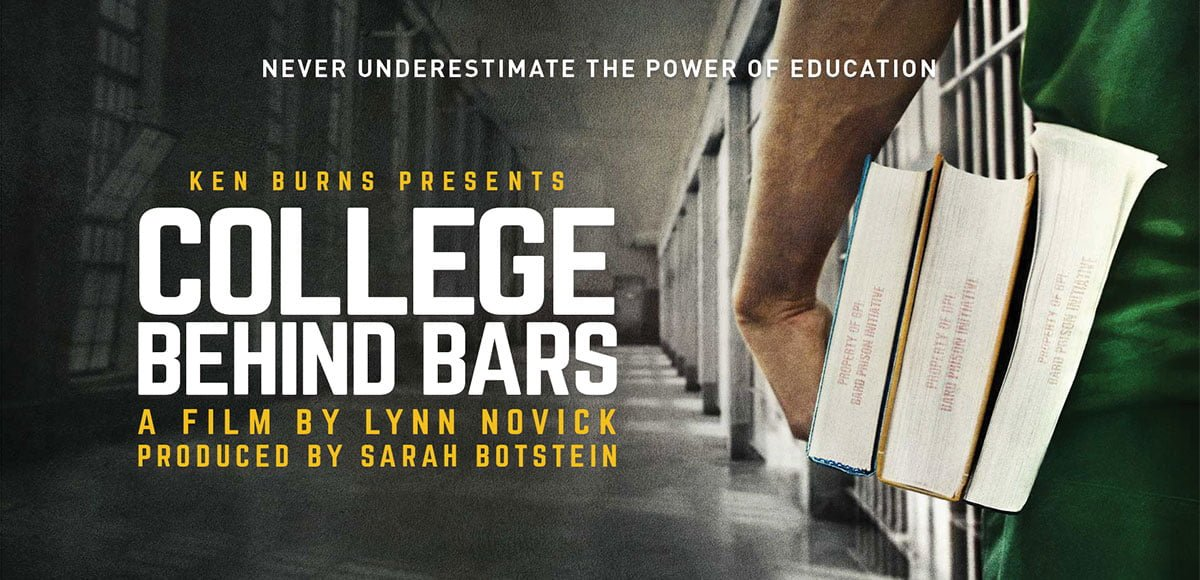 College Behind Bars Title Keyart